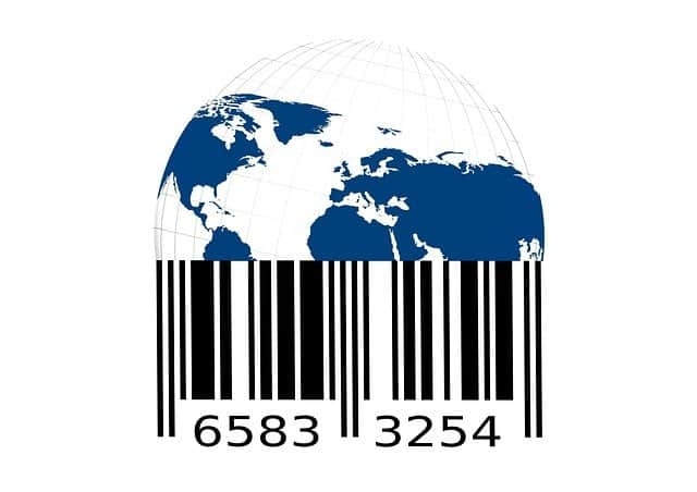 Amazon GS1 Barcode GTINs