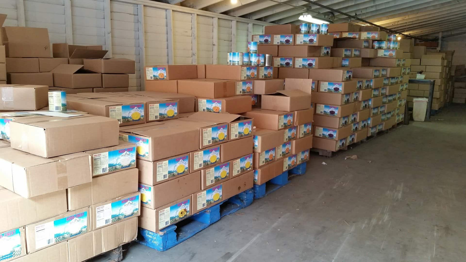 Amazon vendor selling