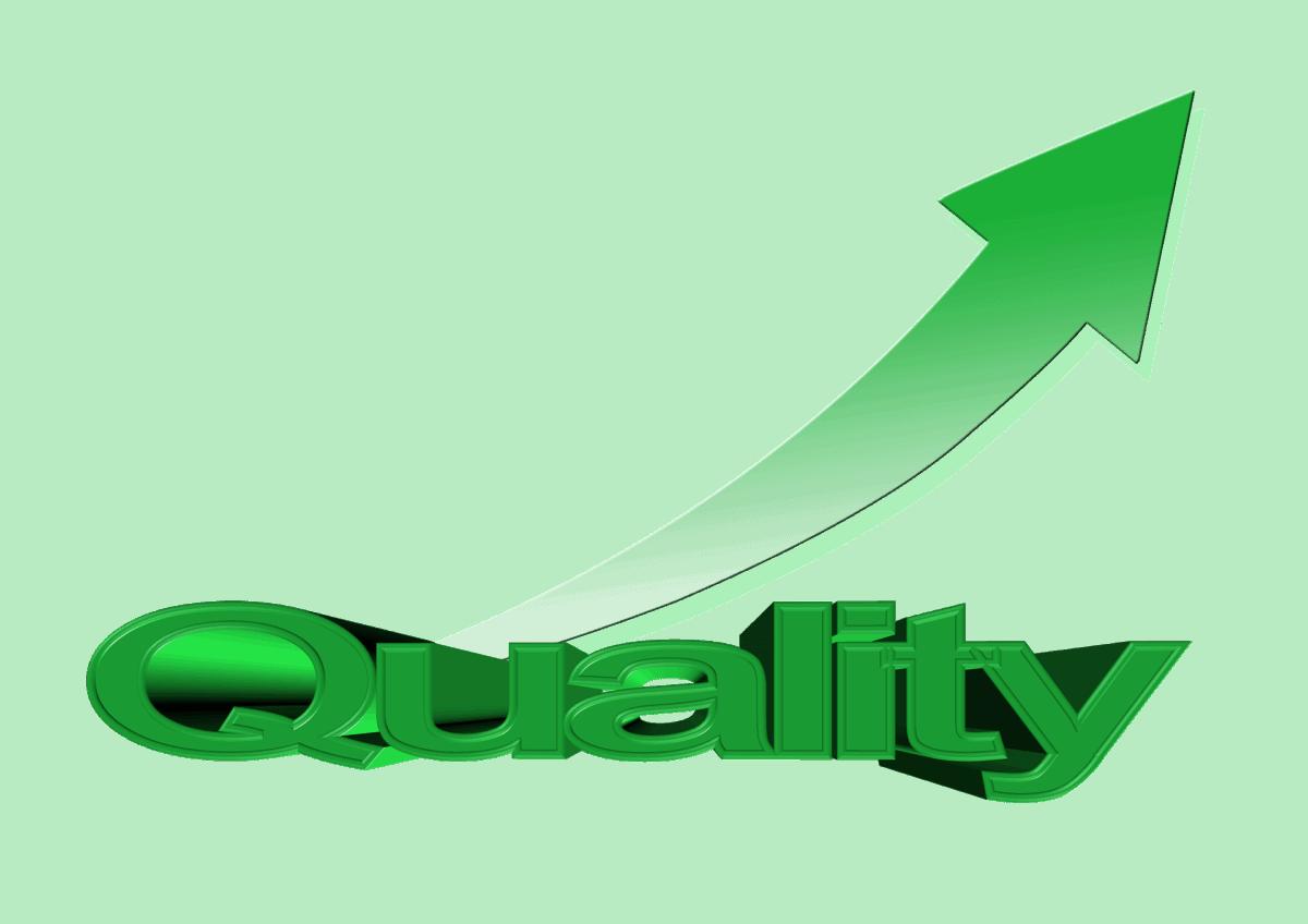 improve quality