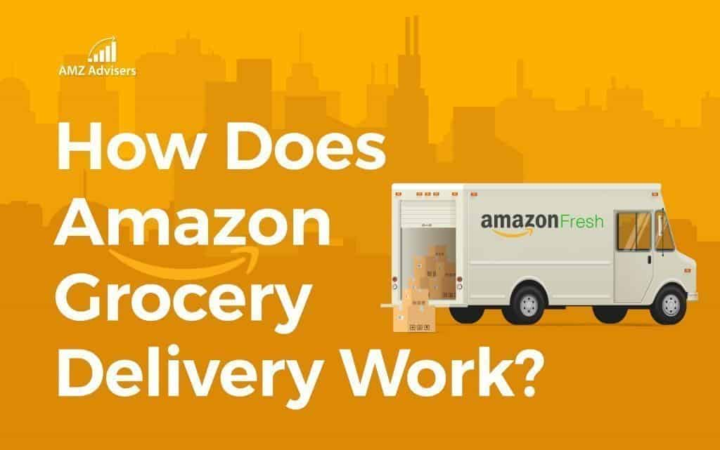 amazon grocery delivery