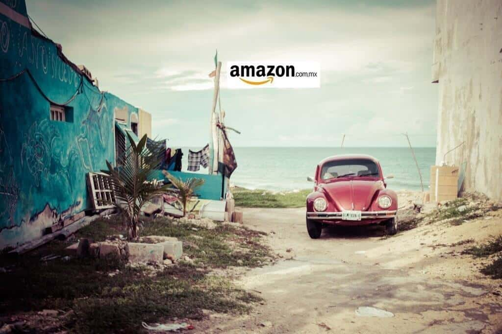 Amazon in Mexico