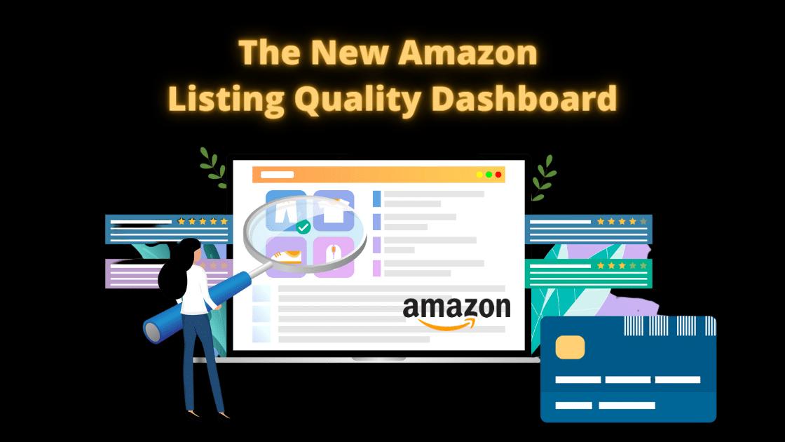 Amazon Listing Quality Dashboard