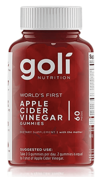 Apple Cider Vinegar Golí