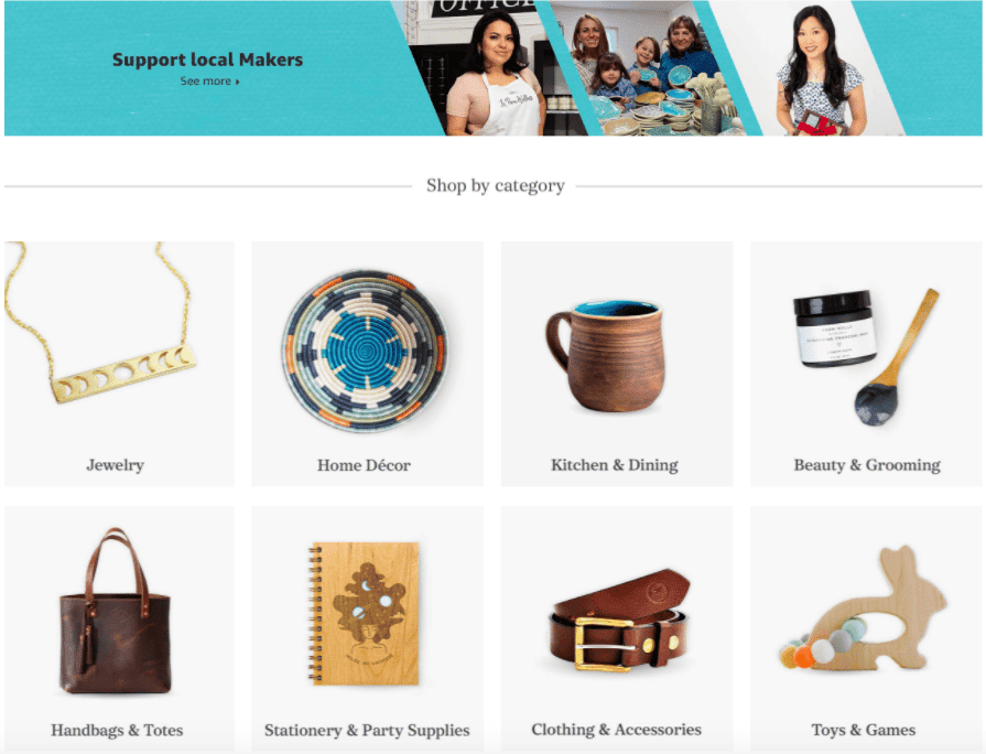 products to sell on Amazon Handmade