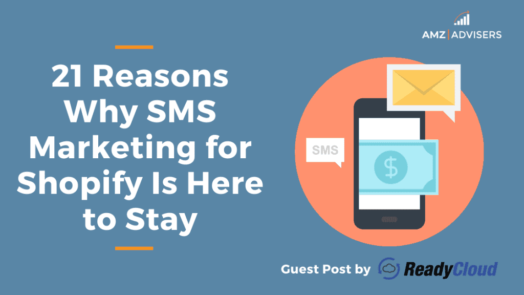 21 Gründe, warum SMS-Marketing für Shopify hier bleibt