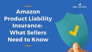 Amazon Product Liability Insurance