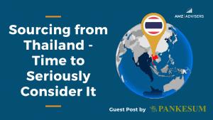 sourcing da Tailândia